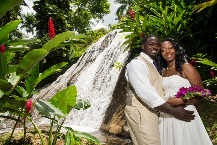 Jamaican wedding dresses