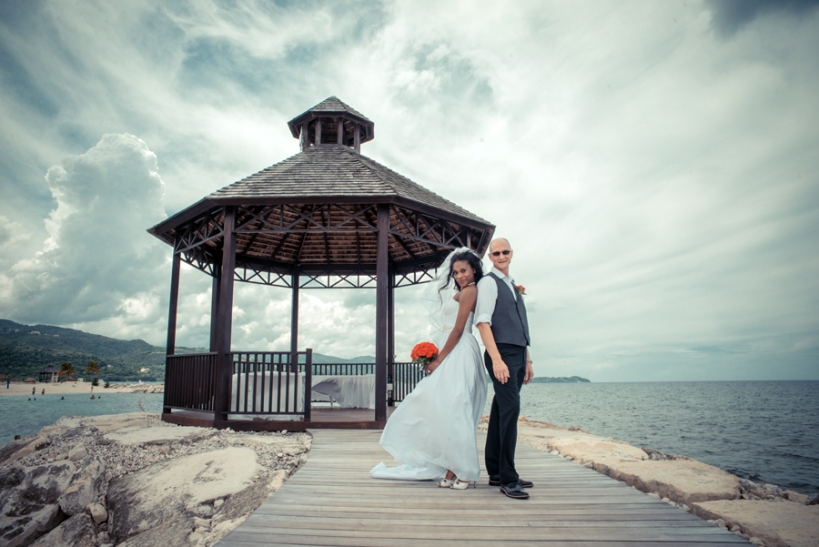 Jamaica wedding photography has come a far way from just  point shoot , we are now seeing wedding photographers shooting more artistic