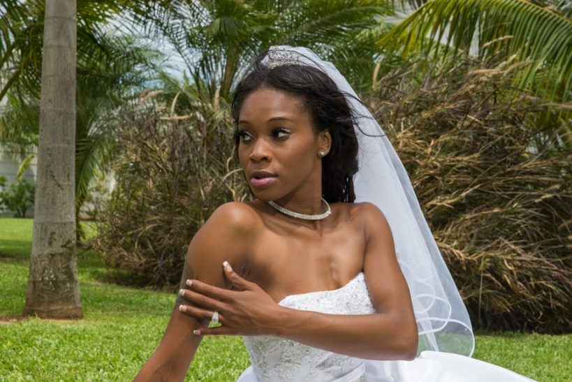 A professional Jamaican wedding photographer must be artistically