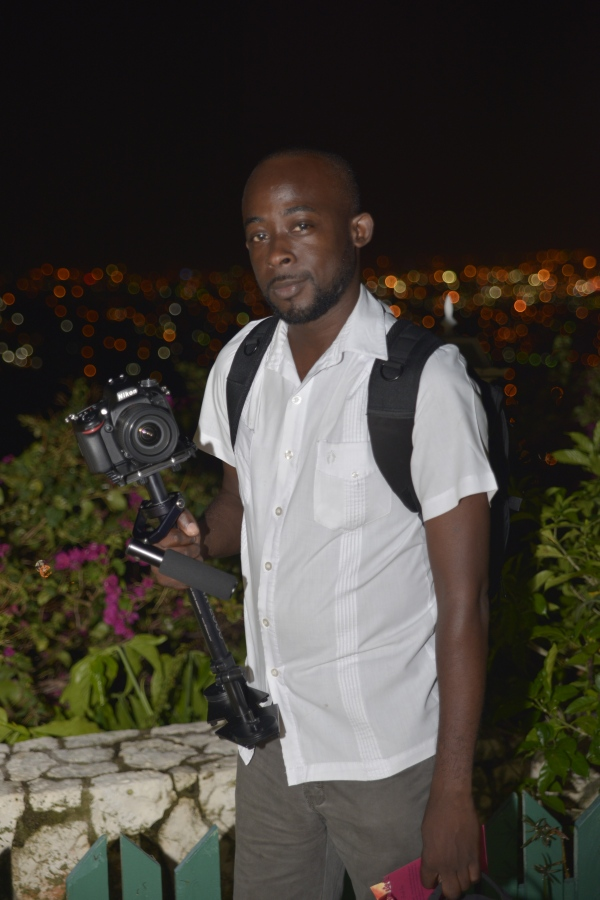 Jamaican Wedding Videographer , Photographer Richard Brown