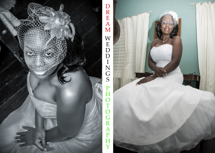 When photographing Jamaican wedding you don't have full control over what take place   uncontrolled event