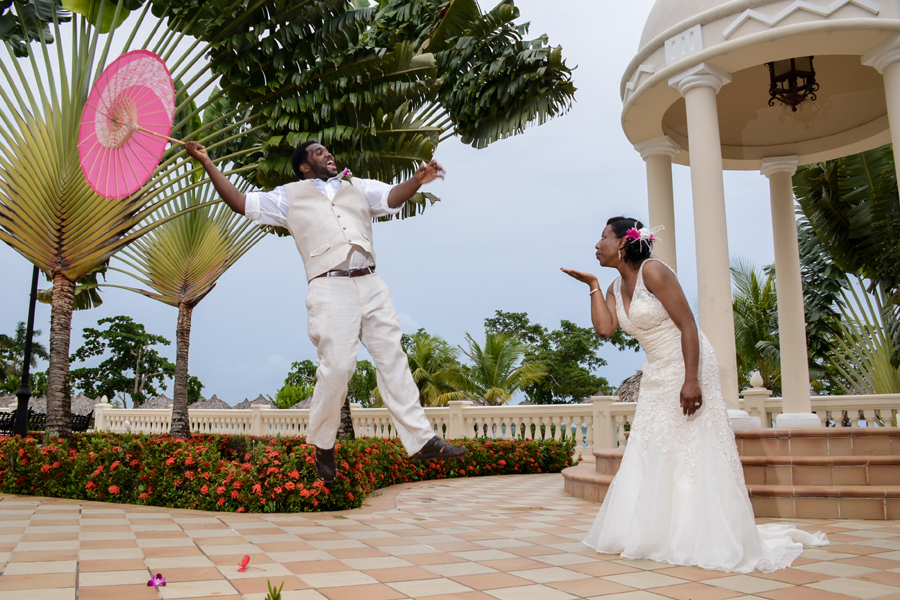 Jamaica cream of the crop wedding photographers