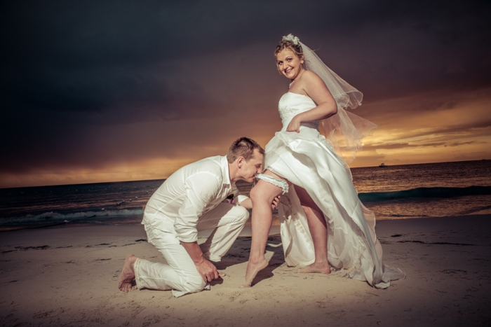 Have your Weddings and Honeymoons in Negril Jamaica and have it photograph by Richard Brown