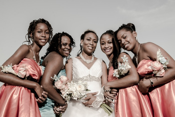 Names of wedding Photographers in Jamaica Diana Campell
