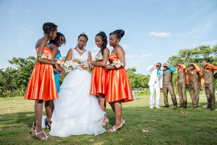 Jamaica Wedding pictures are important  to married couples