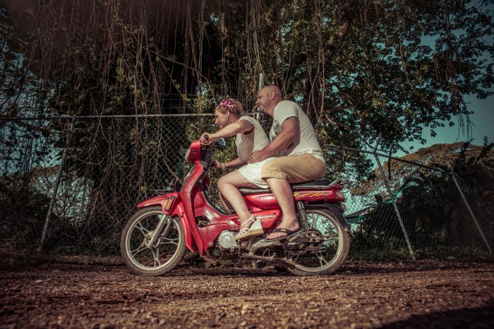 When  photographing  a wedding  in Jamaica