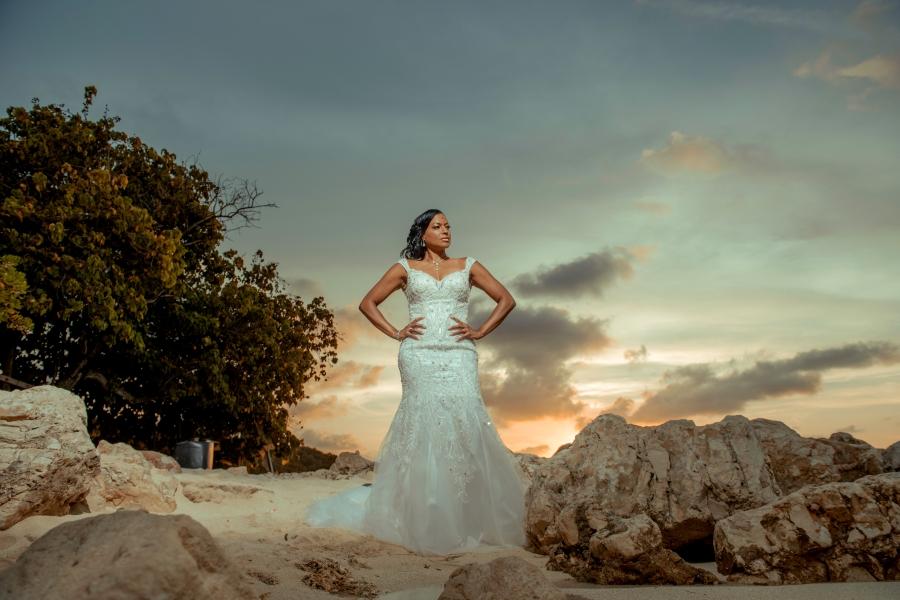 Professional Jamaican wedding photographer